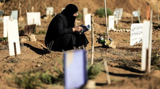 Syrské ženy, které přišly o muže, moc možností nemají