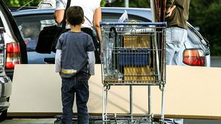 Takovou nákupní horečku Německo nezažilo už dlouho. Ilustrační snímek