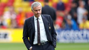 José Mourinho musel strávit tři porážky během devíti dnů