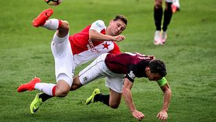 Slavia měla v derby nad svým letenským rivalem jasně navrch