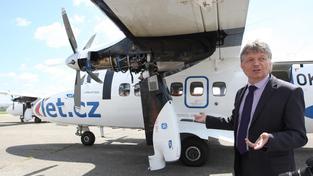 Výroby letadel L-410 zůstane podle ruských majitelů nadále v Kunovicích na Uherskohradišťsku
