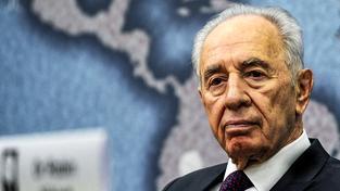 Ve věku 93 let zemřel bývalý izraelský prezident Šimon Peres