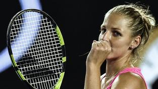 Kristýny Plíšková se v Taškentu dostala do čtvrtfinále