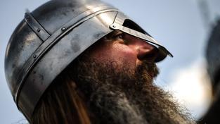 Vikingové prostě uměli žít. Ilustrační snímek