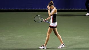 Karolína Plíšková nedokázala na čínském turnaji získat jistý start na Turnaji mistryň