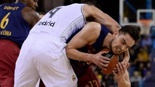Dříve bojoval v dresu Barcelony, dnes Tomáš Satoranský bojuje o místo v sestavě Washingtonu