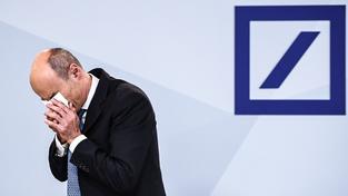 Marcus Schenck, finanční ředitel Deutsche Bank