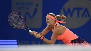 Petra Kvitová neskutečným výkonem ovládla skvěle obsazený turnaj a slaví svůj letošní první titul na okruhu WTA