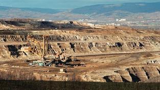 Důl Bílina. Ilustrační snímek