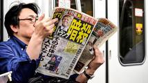Proč se Japonsko topí v knihách o Trumpovi
