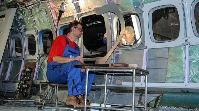 Kvůli protiruským sankcím chtěli ruští majitelé přesunout do Ruska výrobu letadel z Kunovic na Uherskohradišťsku