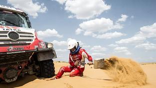Aleš Loprais bude v legendárním závodě Rallye Dakar závodit znovu za volantem Tatry