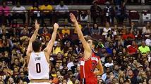 Satoranskému začíná NBA. Český 'čaroděj' krotí příliš nadšené novináře