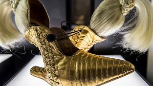 Boty pojmenované Blonďaté ambice od Kobi Leviho