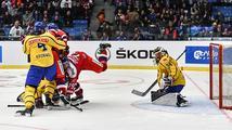 Češi vstoupili na Karjalu výhrou nad Švédy. Prolomí zakletí turnaje?