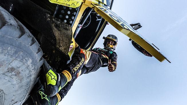 Martin Macík mladší pojede letošní Dakar opět v kamionu Liaz