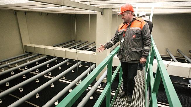 Chladící zařízení v Dukovanech