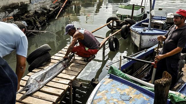 Havanští rybáři