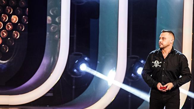 Zpěvák Tomáš Ortel získal stříbrného slavíka, jeho kapela také ve své kategorii obsadila druhé místo