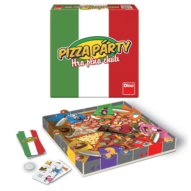 Pizza Party_hra