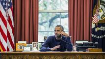 Jak vypadají prezidentské telefonáty: Nazdar Baracku, jak ti dupou králíci?