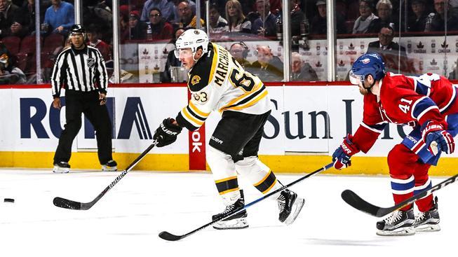 Hokejisté Bostonu vyhráli nad Montrealem 2:1 v prodloužení