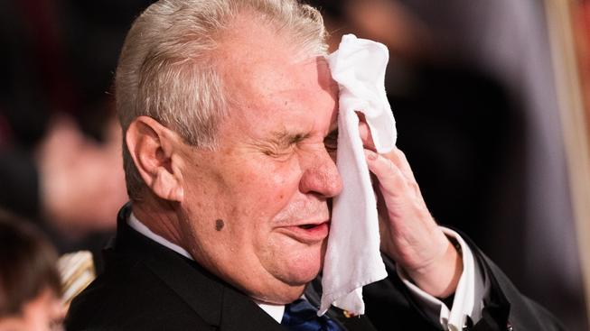 Prezident Miloš Zeman je prvním prezidentem zvoleným lidmi
