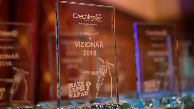 Šestý ročník prestižního projektu Vizionáři 2016 zná své vítěze