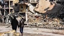 Syrský režim a povstalci podepsali příměří