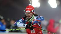 Biatlonistka Vitková do Oberhofu nepojede, léčí se z chřipky