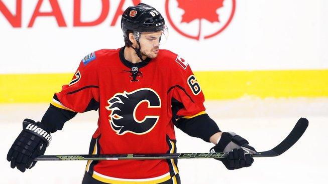 Michael Frolík skóroval v NHL dva dny po sobě