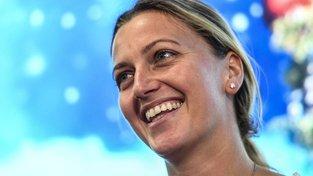 Tenistka Petra Kvitová je plná optimismu