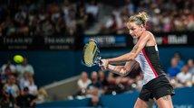'Jsem schopná porazit kohokoli!' Plíšková patří mezi favoritky Australian Open