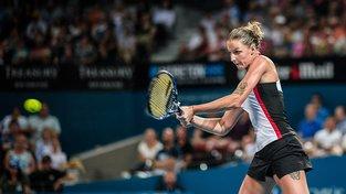 Karolína Plíšková patří mezi favoritky Australian Open