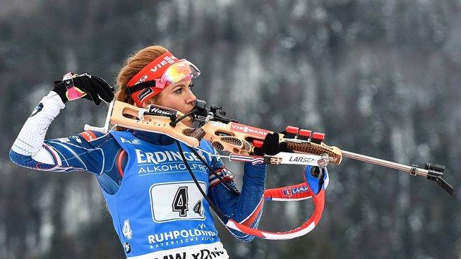 Biatlonistka Gabriela Koukalová