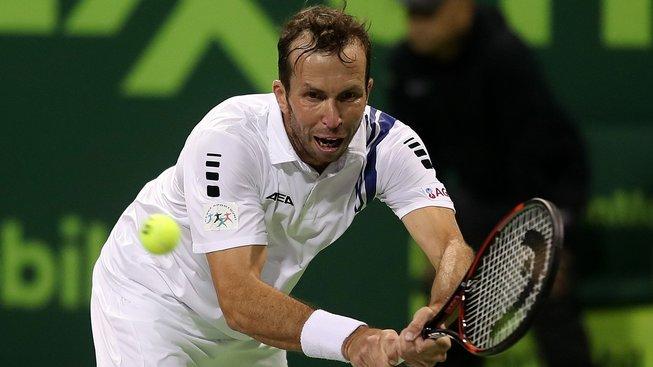 Radek Štěpánek je pro Davis Cup taková jistota