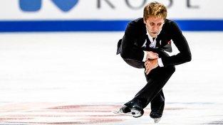 O medaile v mužské kategorii se bude ucházet i Michal Březina