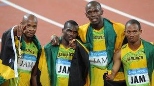 Jamajská štafeta přišla o zlato z Pekingu