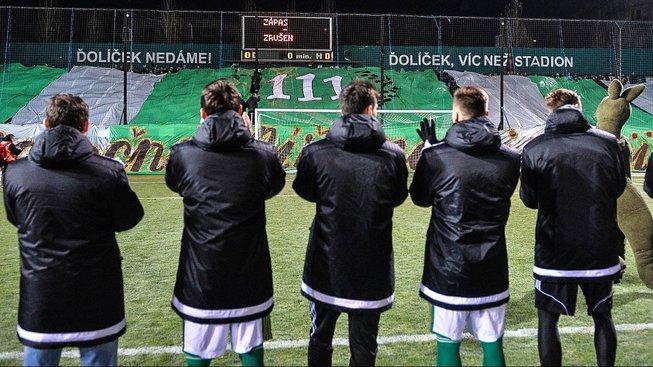 Ďolíček bude patřit fotbalistům Bohemians 1905 dalších deset let