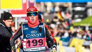 Kateřina Smutná získala v Itálii svůj už třetí triumf v soutěži série Ski Classics v dálkových bězích
