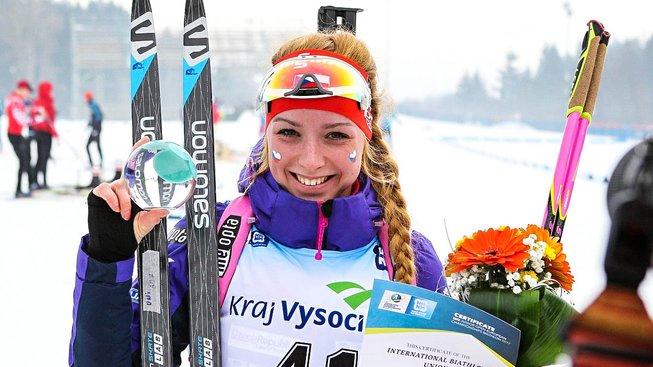 Markéta Davidová získala na juniorském ME dva tituly, ale na světový šampionát dospělých nebyla nominována