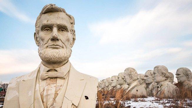 Američané znovu objevili zájem o historii