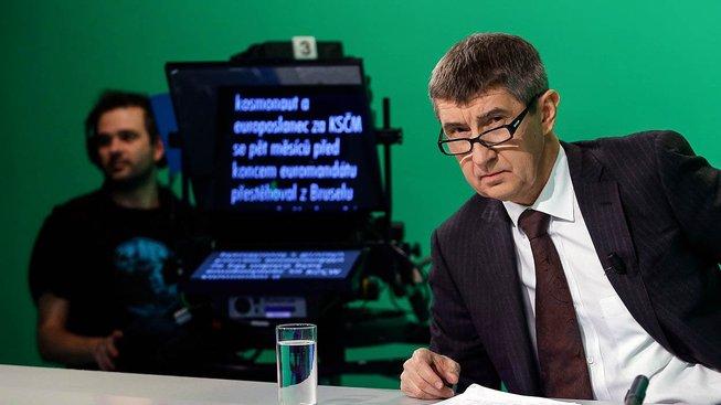 Andrej Babiš chce, aby se Česká televize zbavila redaktorů, kteří natočili reportáž o jeho nákupu dluhopisů