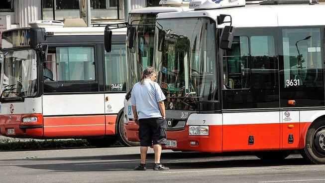 Řidiči plánují vyhlásit stávku. Ilustrační snímek