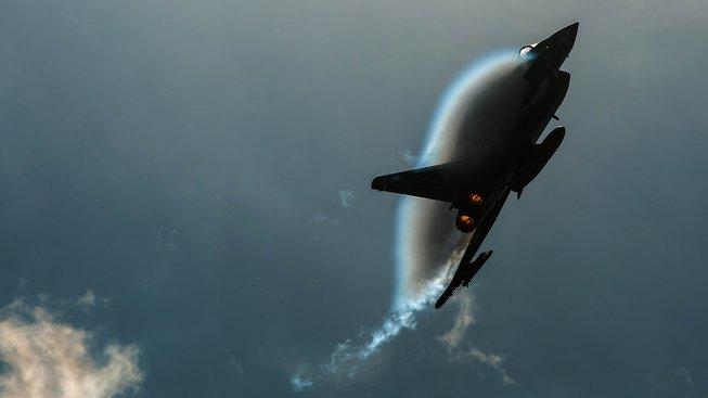 Eurofighter. Ilustrační snímek