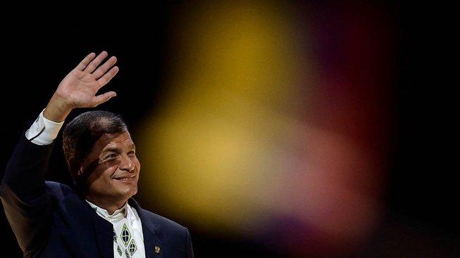Rafael Correa po sobě zanechává rozporuplné dědictví