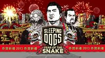 Sleeping Dogs: Year of the Snake - DLC trailer