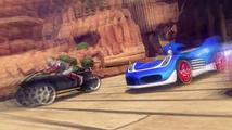 Sonic & All-Stars Racing Transformed - trailer