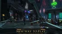 Star Wars: The Old Republic - free to play preview