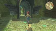 Ni no Kuni: Wrath of the White Witch - záběry ze hry